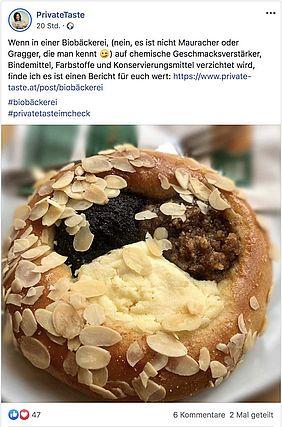 Private Taste   Anita zu Gast