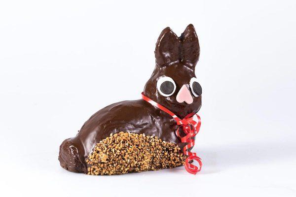 Stöcher | Osterhaserl mit Schokolade
